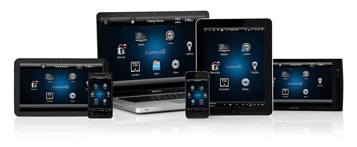 CollegeFarmDevelopments_Control4System